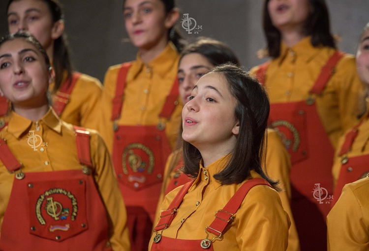 Armenian Little Singers